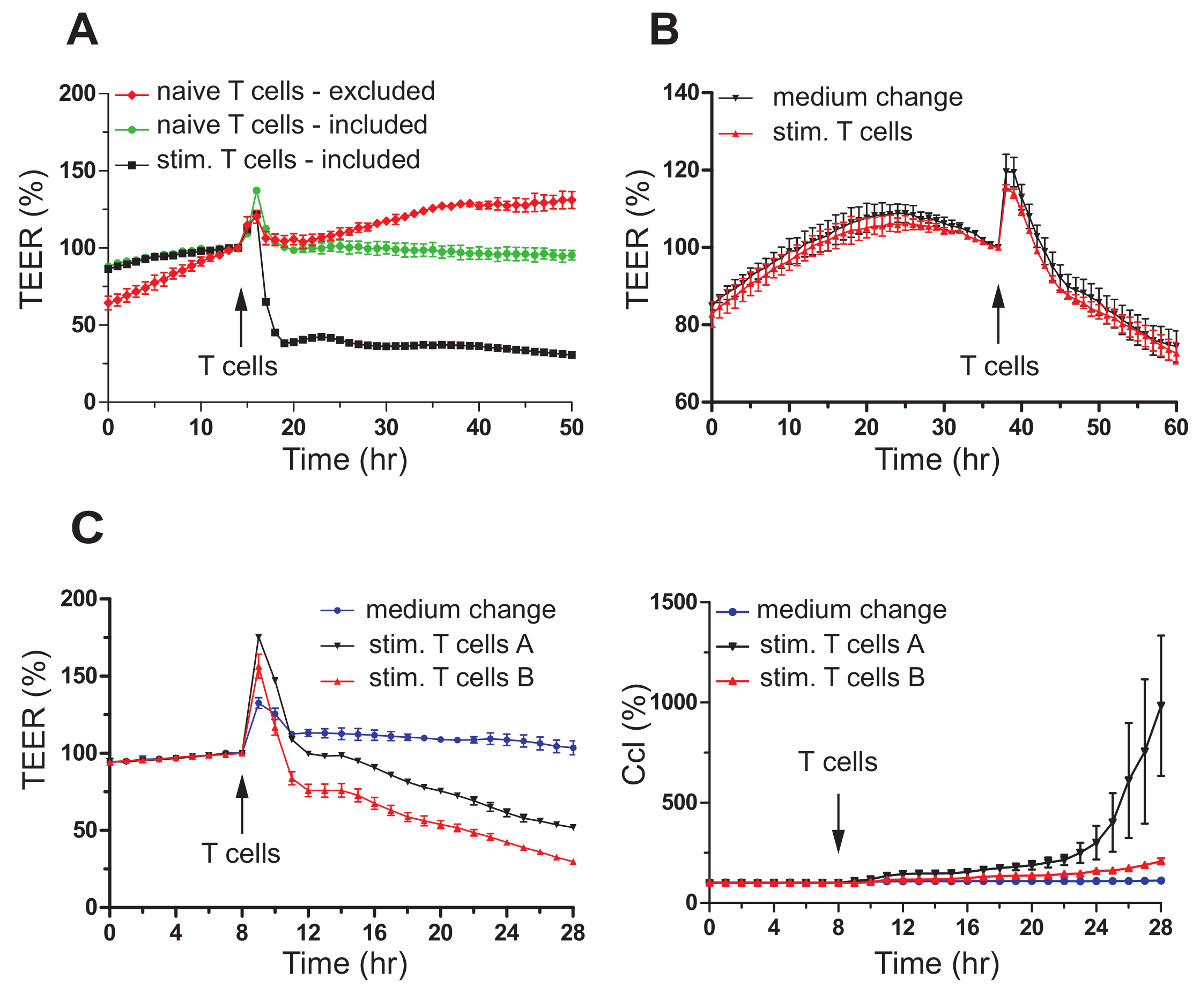 An In Vitro Model of the Blood-brain Barrier Using Impedance ...