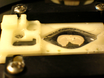 La stimolazione cerebrale Slice Utilizzando una rete Microfluidic e della Camera di perfusione standard thumbnail