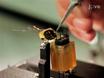 Construction of Microdrive Arrays for Chronic Neural Recordings in Awake Behaving Mice thumbnail