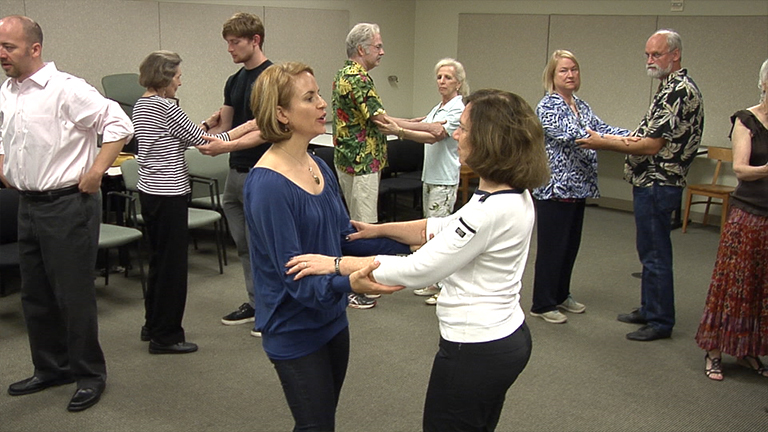 Community-based Adapted Tango Dancing for Individuals with Parkinson's Disease and Older Adults thumbnail