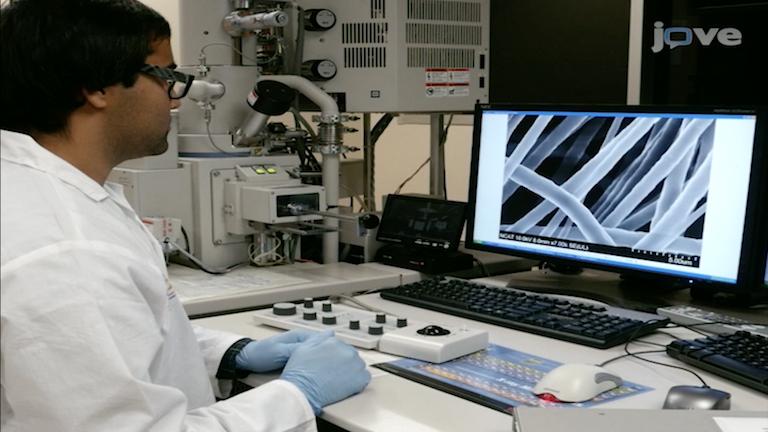 Synthesis of Keratin-based Nanofiber for Biomedical Engineering