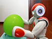 SSVEP-based Experimental Procedure for Brain-Robot Interaction with Humanoid Robots thumbnail