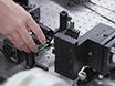 Mesure de la distribution granulométrique en turbides Solutions par Dynamic Light Scattering Microscopie thumbnail