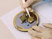 Fabricación de películas ultra delgadas Color con altamente absorbente de los medios de comunicación mediante deposición oblicua thumbnail