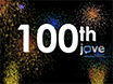 June 2015: This Month in JoVE - Celebrating JoVE's 100th Issue thumbnail